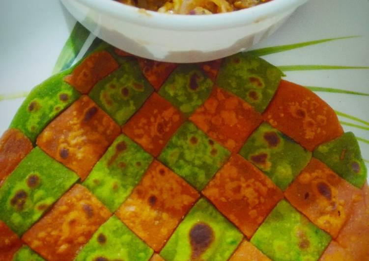 Easiest Way to Prepare Appetizing Diet Mat paratha