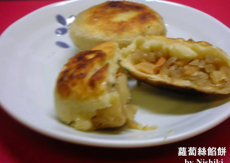 How to Boost Your Mood with Food Taiwanese Daikon Radish Cakes