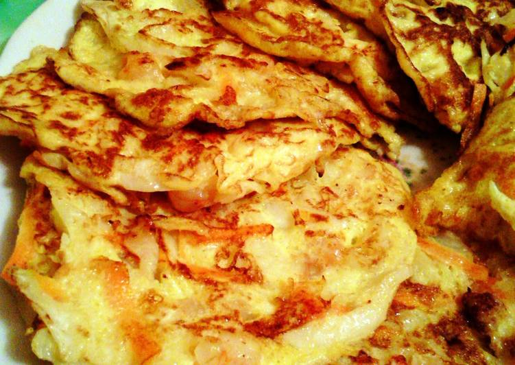 Easiest Way to Make Delicious cabbage pancake