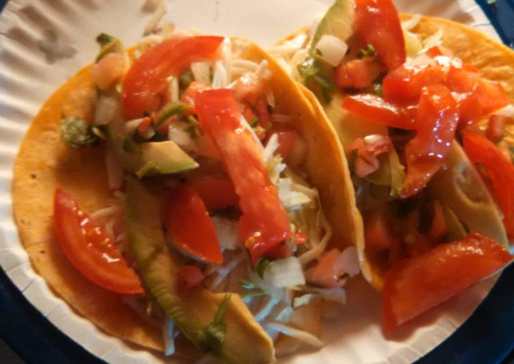 Easiest Way to Cook Appetizing fish tacos