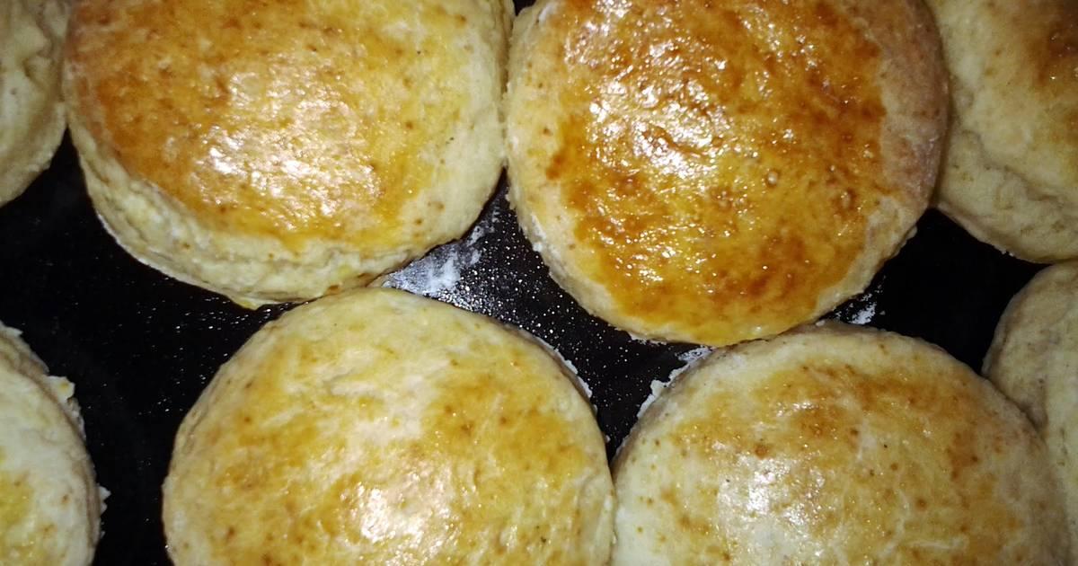 sweet scone biscuits (Drum Best Recipe Summer 2013)