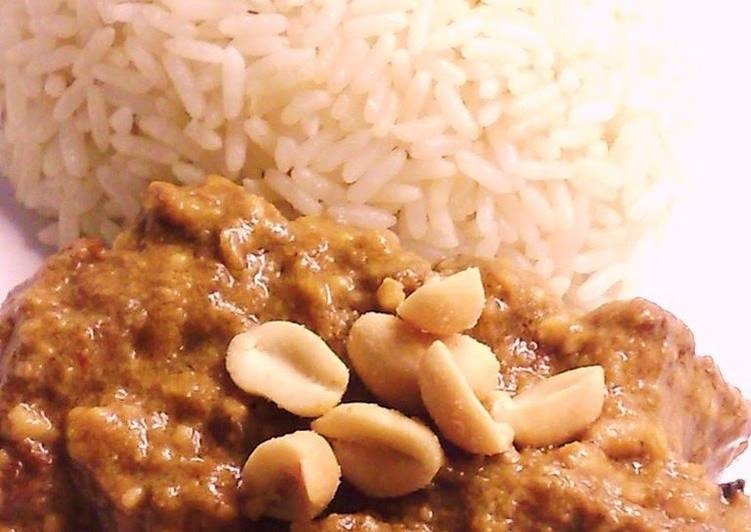 Recipe: Yummy Beef Rendang:  Delicious Malaysian Dish