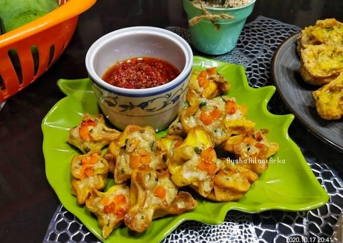 Dimsum Udang Ayam Kulit Telur - projectfootsteps.org