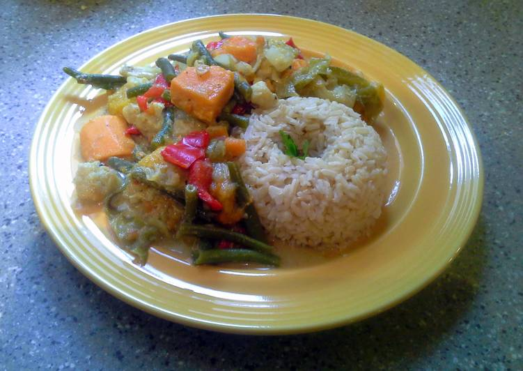 Your Health Can Be Impacted By The Foods You Choose To Consume Caribbean veggie curry