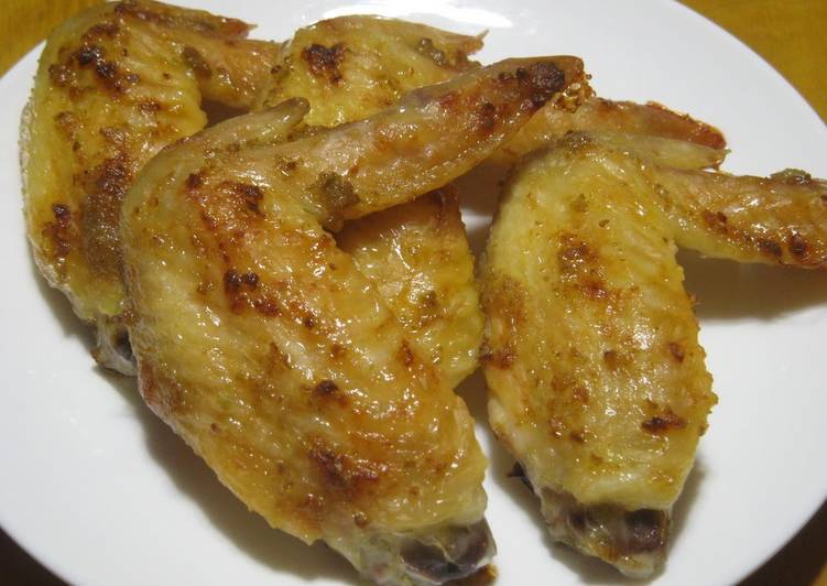 Yuzu Pepper Chicken Wings