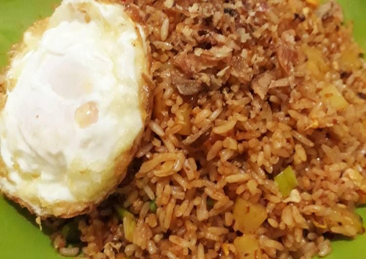 Resep Nasi Goreng Kampoeng ala Suami 😊 Paling dicari