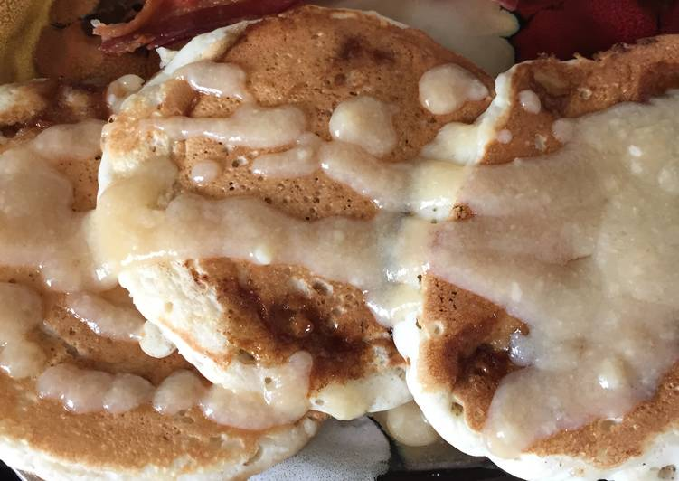 Recipe of Ultimate Cinnamon Swirl Pancakes