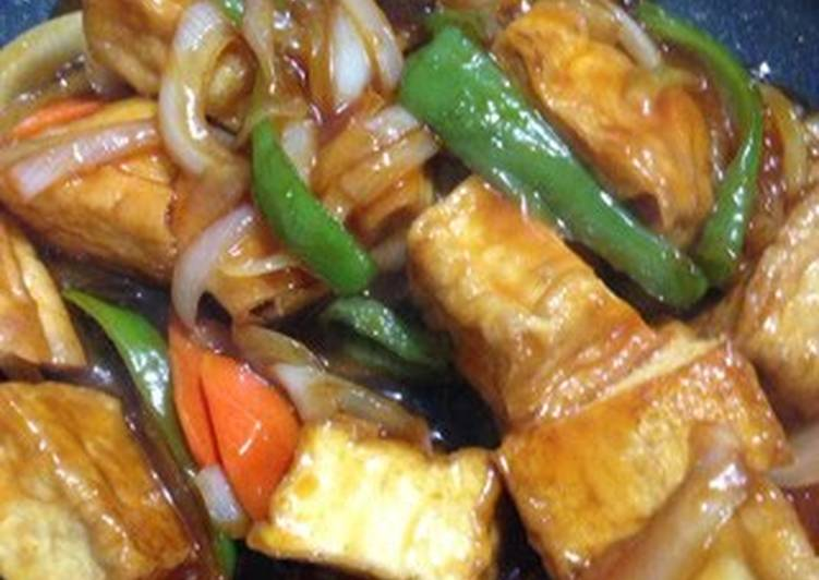 How to Make Simple Budget-Friendly Recipe for Leftover Silken Tofu