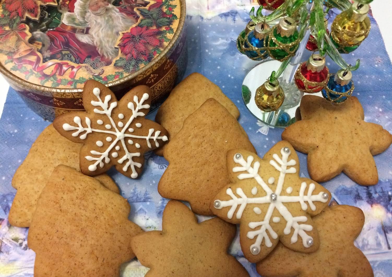 имбирное печенье рецепт с фото юлии высоцкой ручку ложки внешнему
