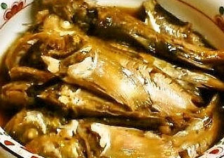 Step-by-Step Guide to Make Homemade Winter Delight: Simmered Sailfin Sandfish