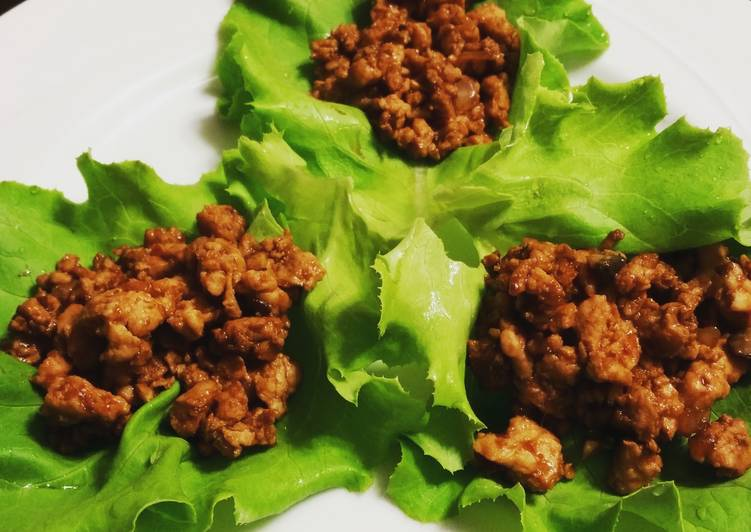 Quick and Easy Recipe: Delicious Chicken Lettuce Wraps