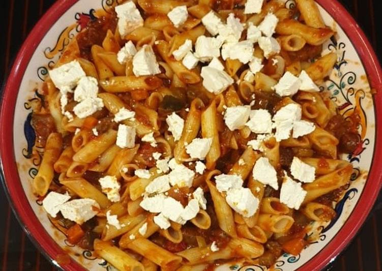 Recipe of Super Quick Homemade Tomato and Brinjal Sauce
