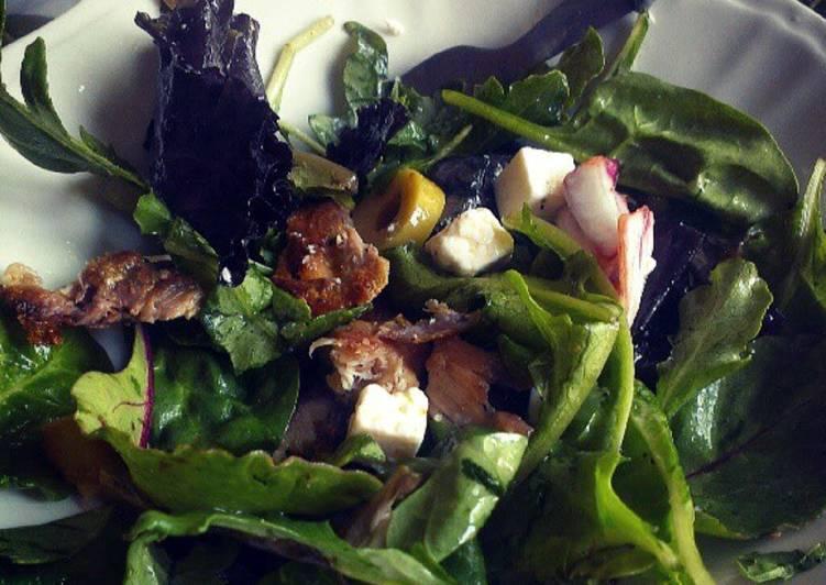 Recipe: Tasty Healthy Greek Chicken Salad