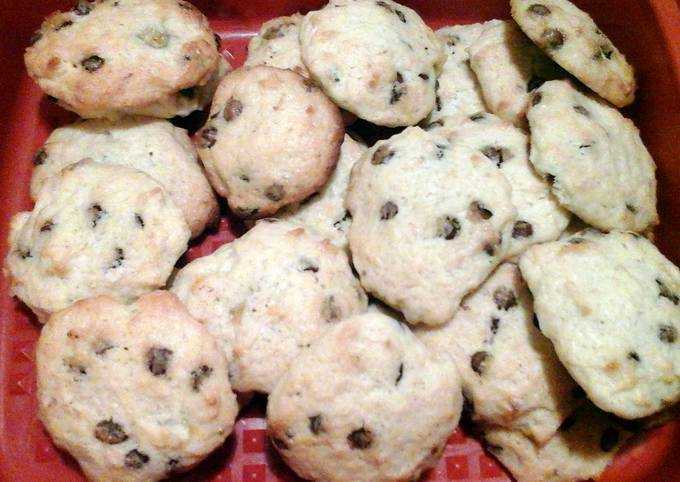 How to Make Appetizing Banana Chocolate Chip Cookies
