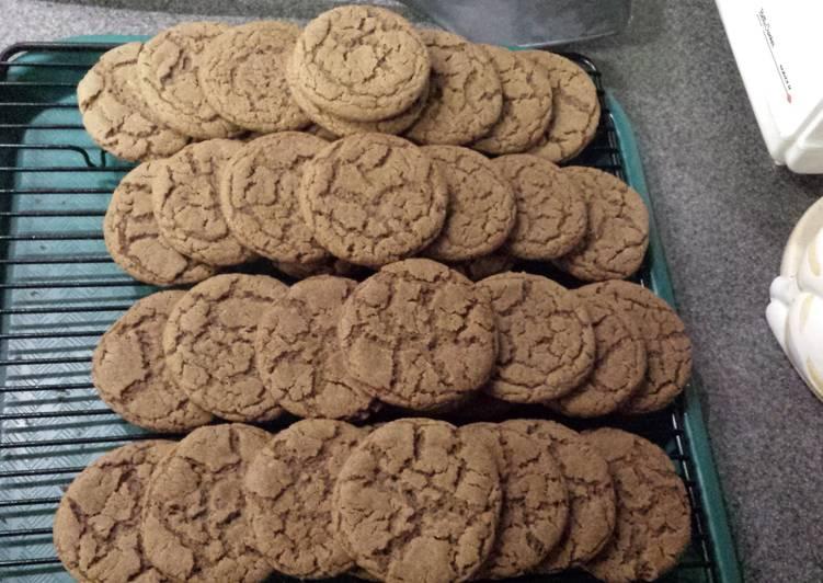 Recipe of Perfect Molasses crinkles
