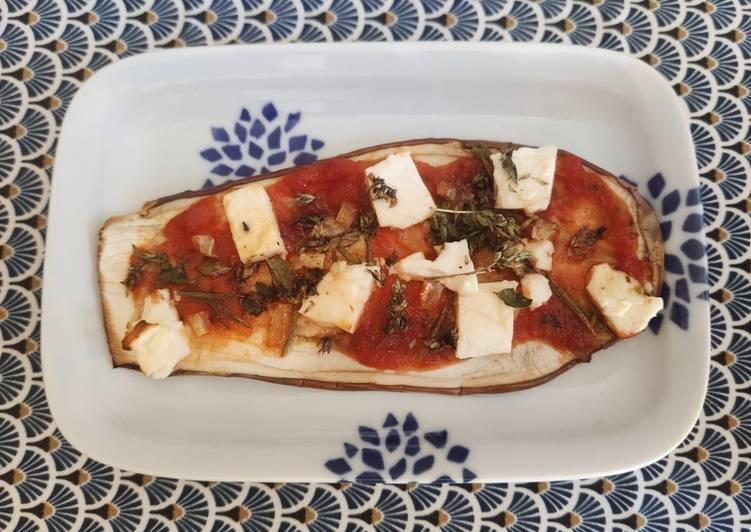 🌺 Pizza végétale
