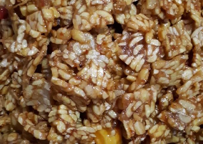 kering tempe (sambal goreng kering tempe) - resepenakbgt.com