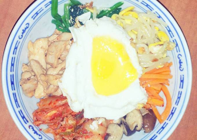 Step-by-Step Guide to Make Favorite Korean Bibimbap