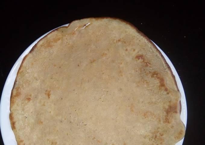 Cinnamon cola pancakes