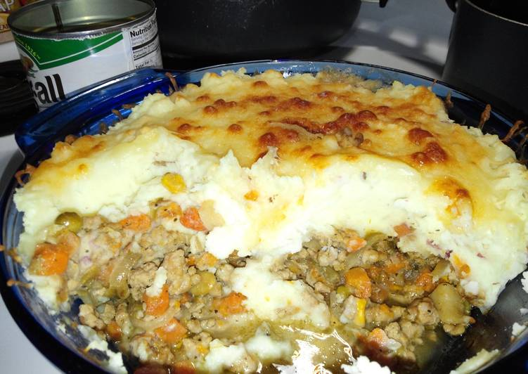 Shepherd Pie (with Italian flair)