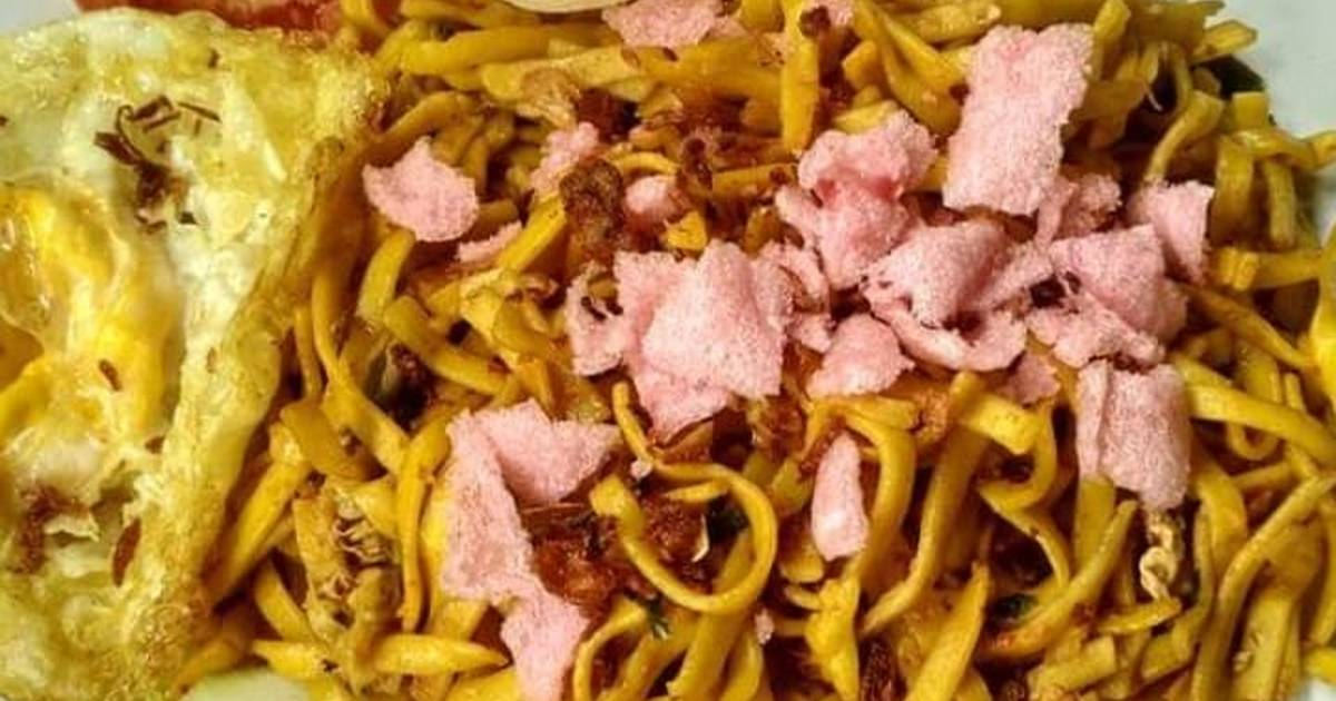 63 Resep Mie Goreng Padang Enak Dan Sederhana Ala Rumahan Cookpad