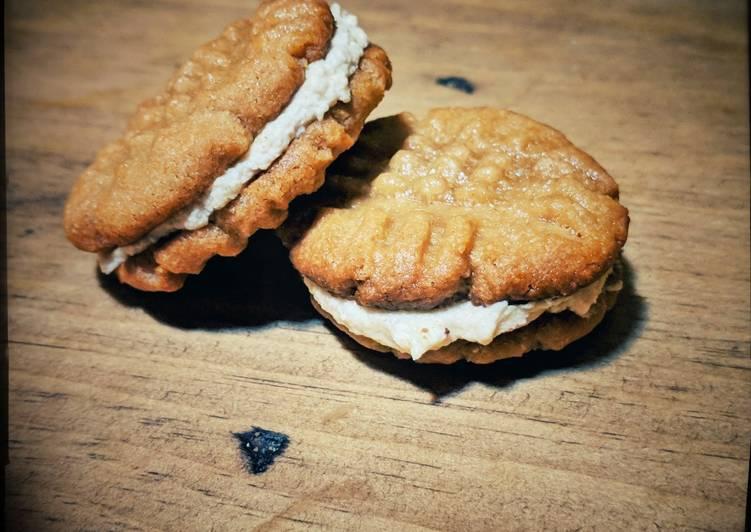 Nutter Butter Sandwich Cookies