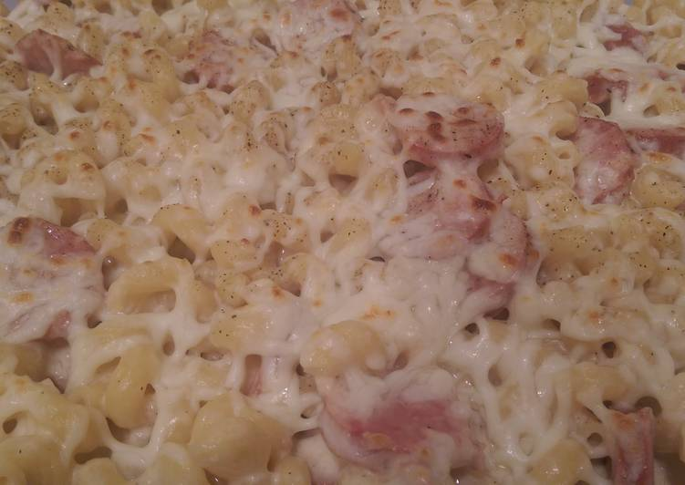 Step-by-Step Guide to Make Perfect Spicy Smoked Sausage Alfredo Bake