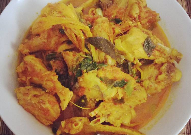 Resep Ayam Woku Spesial Sehat Tanpa Minyak Oleh Pickaisland Kitchen Cookpad