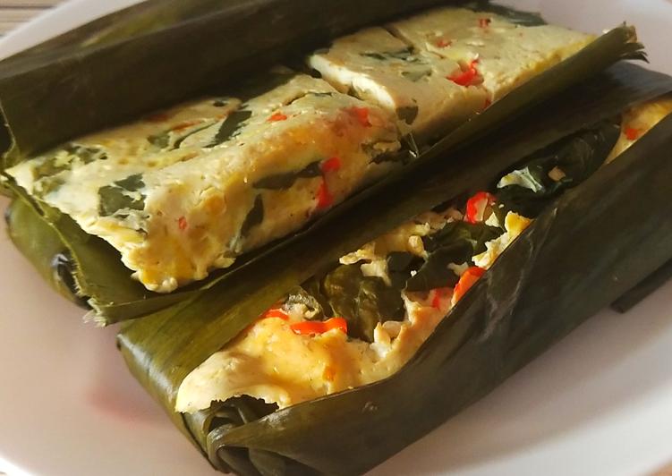 Resep Pepes Tahu Kemangi Pedas Mudah Anak Kos Rice Cooker