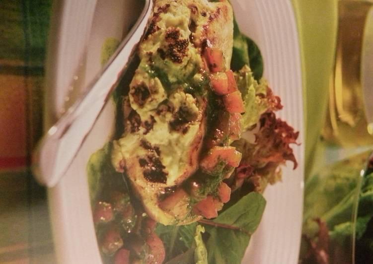 Simple Way to Make Pesto & ricotta chicken Speedy