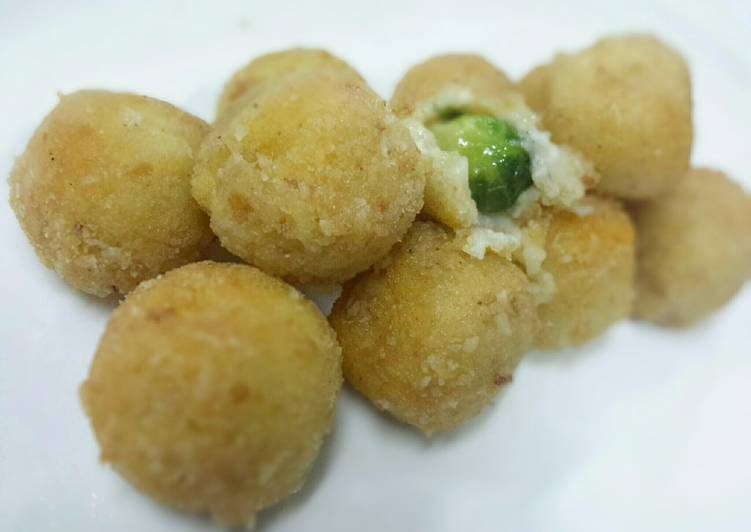 Brussels Sprouts Balls