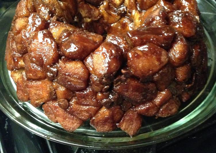 Easiest Way to Prepare Ultimate Chocolate Monkey Bread