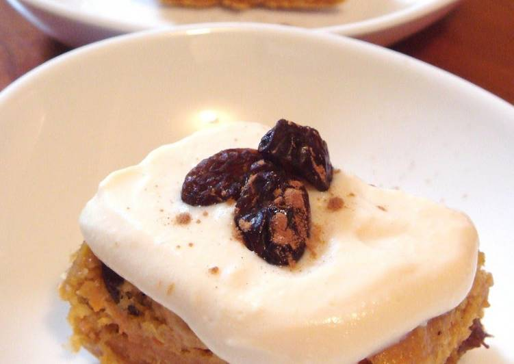 Easiest Way to Prepare Homemade Spicy Carrot Cake