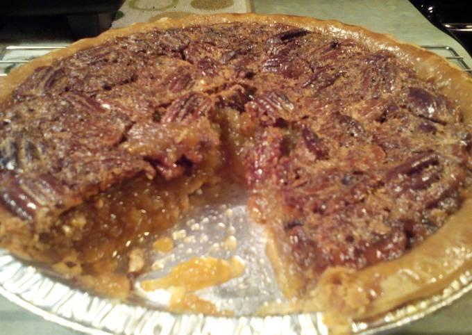 Recipe: Yummy sunshine's coconut pecan pie