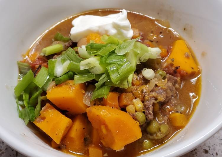 Recipe of Favorite Crockpot Sweet Potato Stew