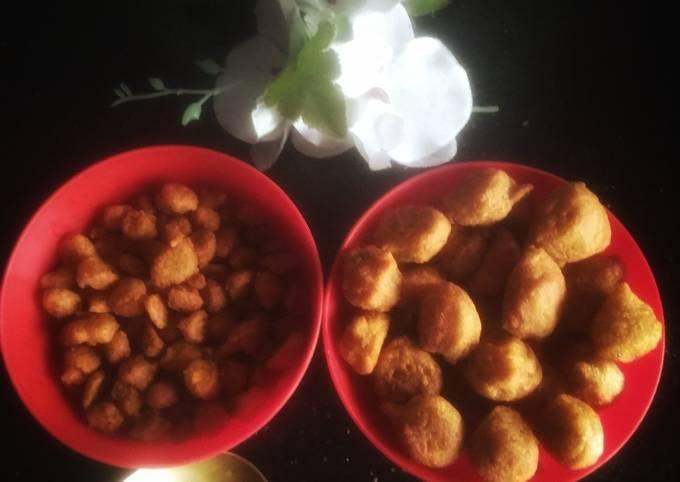 Peas dal pakora # cookpad