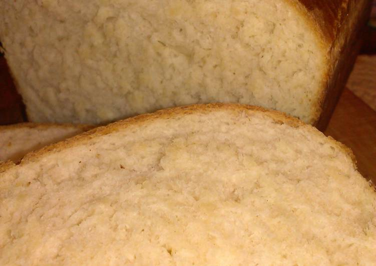 Milk & Honey White Bread...