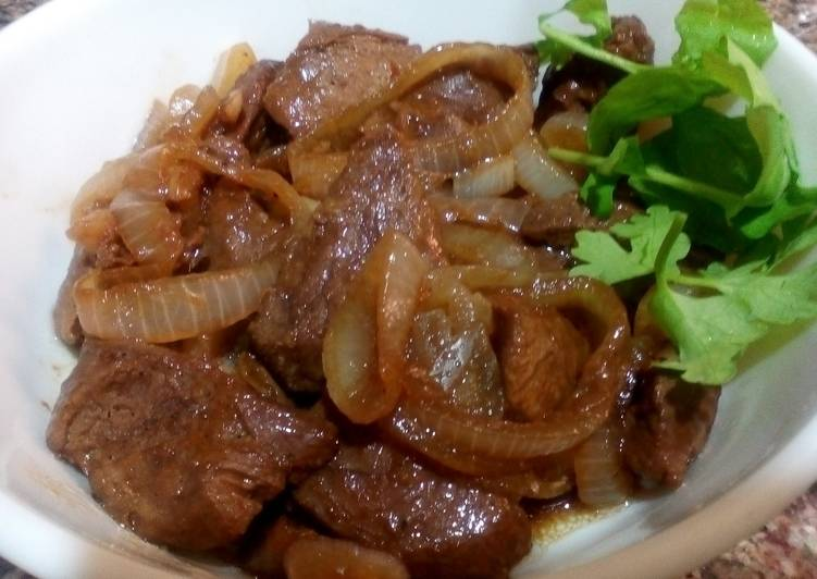 Beef steak philippine stlye, Help Your To Be Healthy And Strong with The Right Foods