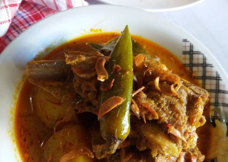 Kuah Rempah a.k.a Indian Curry