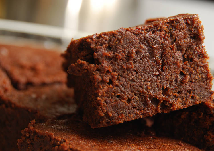 Recipe: Delicious Double Chocolate Brownies