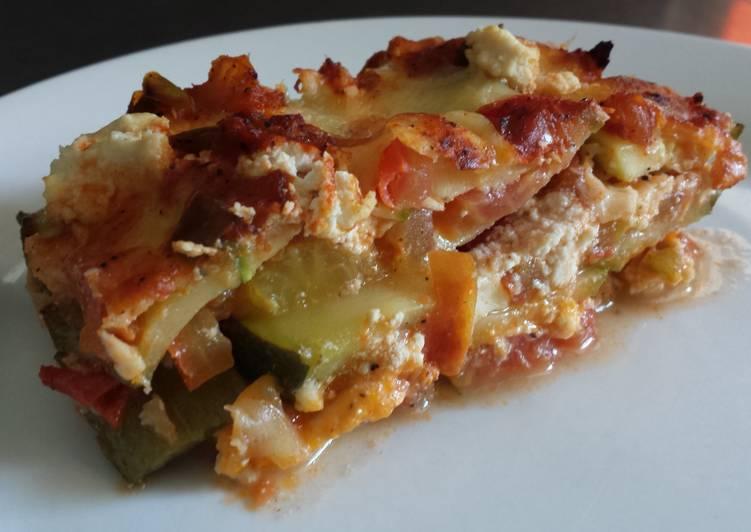 Amazing Zucchini Lasagna