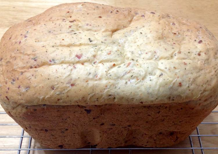 Italian Herb Cheese Bread