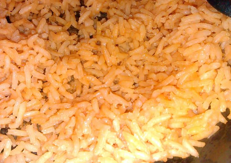 Recipe of Super Quick Homemade Best Mexican Rice