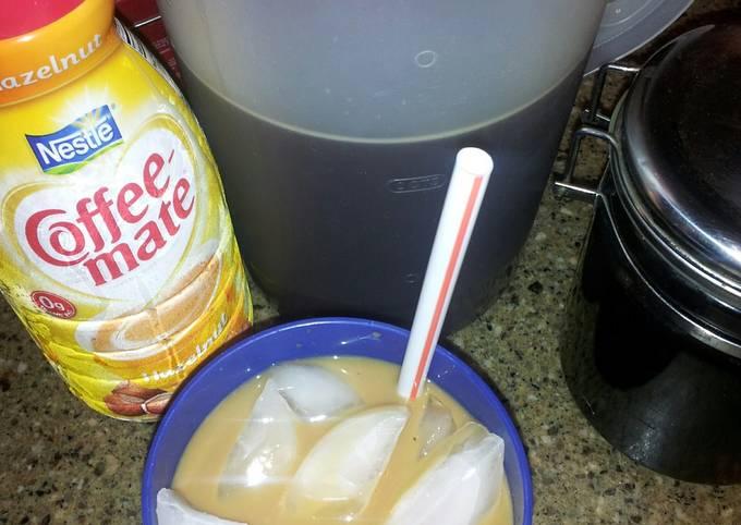 Screw Starbucks iced coffee!