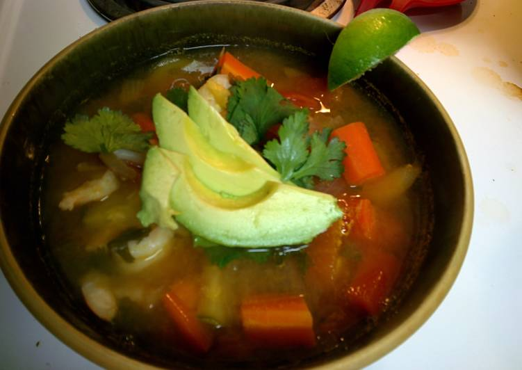 Mexican shrimp soup (Caldo de Camarón), Here Are Several Basic Explanations Why Eating Apples Is Good