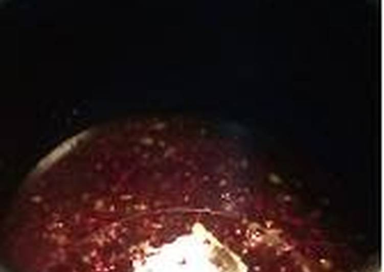 Homemade Yakiniku Sauce (Direct From My Korean Grandmother)