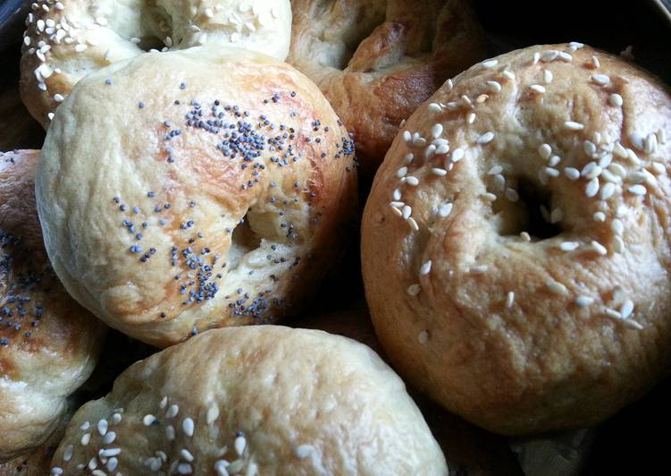 How to Make Favorite Bagels