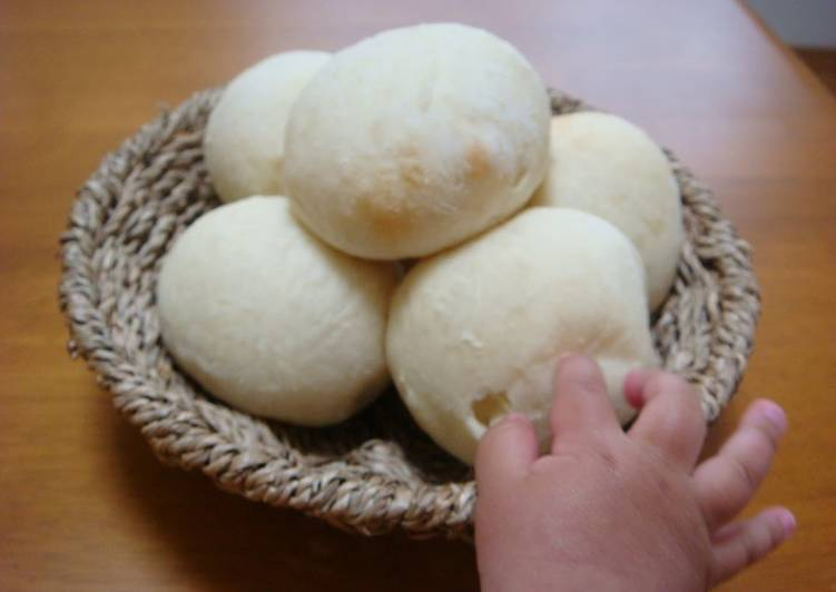 Step-by-Step Guide to Make Homemade Fluffy White Bread Just Like a Baby's Cheek!