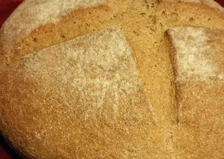 Easy, quick rise bread