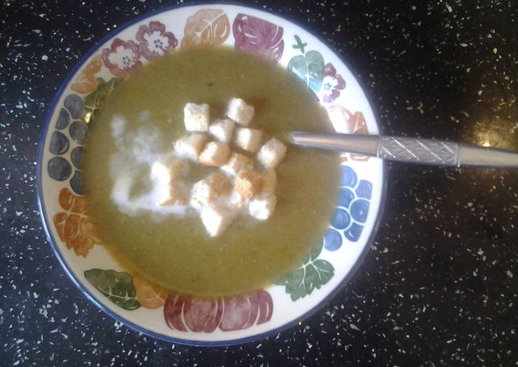 Boxing day soup